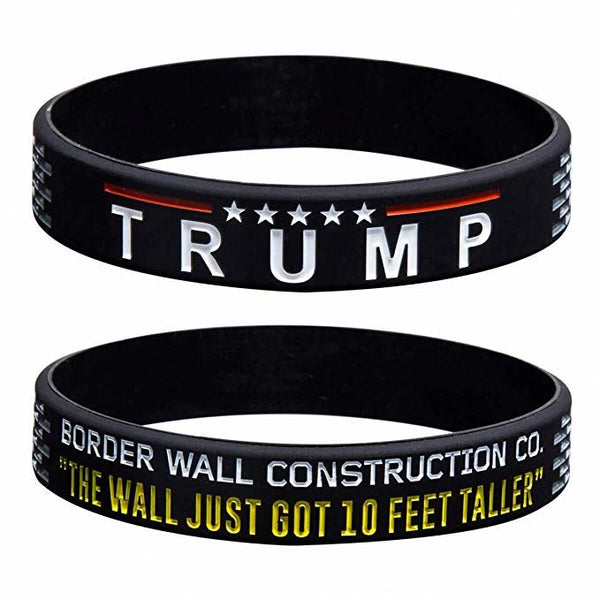 Build the Wall Wristband