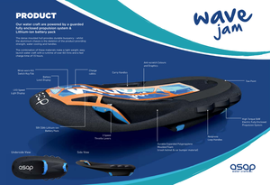 ASAP Water Craft Electric Jet Board