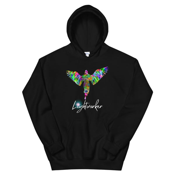 Lightworker Angel Hoodie