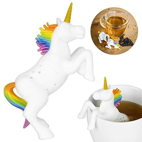 Unicorn Tea Infuser (ADD SOME MAGIC TO YOUR DAY!)