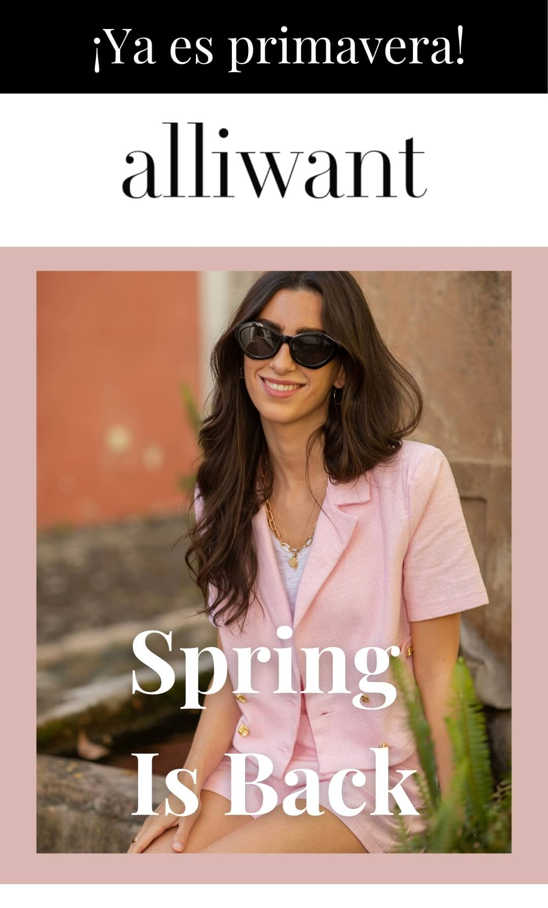spring collection alliwant