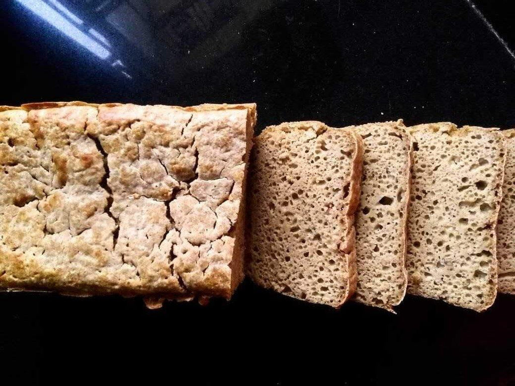 Millet and Almond Gluten-free bread (600g) - SampoornaAhara.com