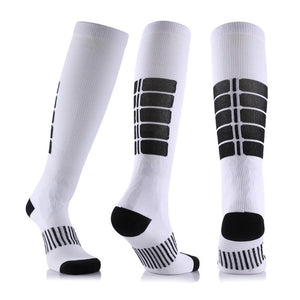 Blood circulation compression socks