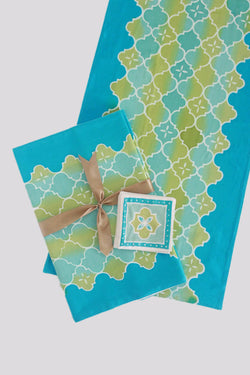 Tablerunner Gift Set - Alhambra