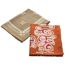 Handkerchief Set of 2 - Abstract Series