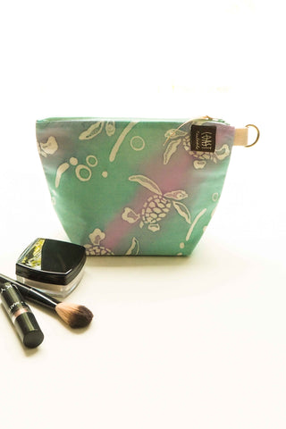 Cosmetic Bag - Turtle