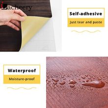 Load image into Gallery viewer, Waterproof Wood Vinyl Self Adhesive Wallpaper Roll