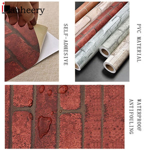 Wallpaper Roll Vinyl Self Adhesive