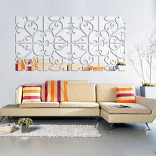 Load image into Gallery viewer, 3D Wall Stickers Decorative Living Home Modern Dry Wall Sticker