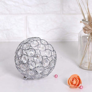 Crystal Tea Light Candle Holder