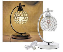 Laden Sie das Bild in den Galerie-Viewer, Modern Crystal Table Lamp