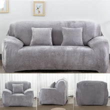 Load image into Gallery viewer, Thick Plush Sofa Cover