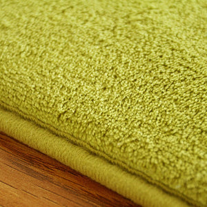 Memory Foam Solid Mat Area Carpet