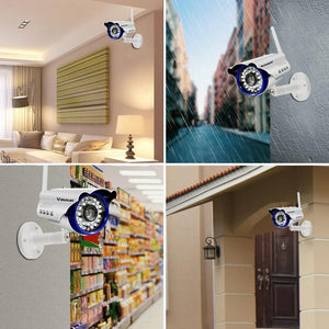 Wireless Network Security Camera Waterproof