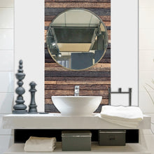 Load image into Gallery viewer, Wood Grain Floor Tile Board Wall Sticker