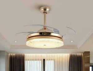 Invisible Ceiling Fan