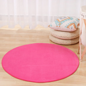Memory Foam Round Carpet