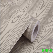 Load image into Gallery viewer, Wood Grain Self Adhesive Wallpaper