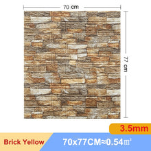 Laden Sie das Bild in den Galerie-Viewer, 3D Wall Stone 10PCS