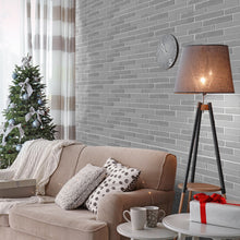Carregar imagem no visualizador da galeria, Brick Pattern Self Adhesive Wall Sticker