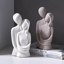 Carregar imagem no visualizador da galeria, Nordic Abstract Love Statue
