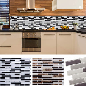 Mosaic Self Adhesive Tile 12 Pcs Lot