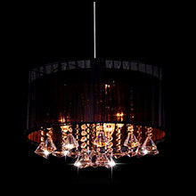 Load image into Gallery viewer, Modern Oval Chandelier