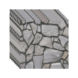 Self Adhesive Wallpaper Stone