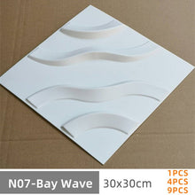 Load image into Gallery viewer, 12pcs 3D Adhesive Wall Board