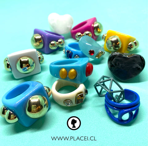Anillos Placei