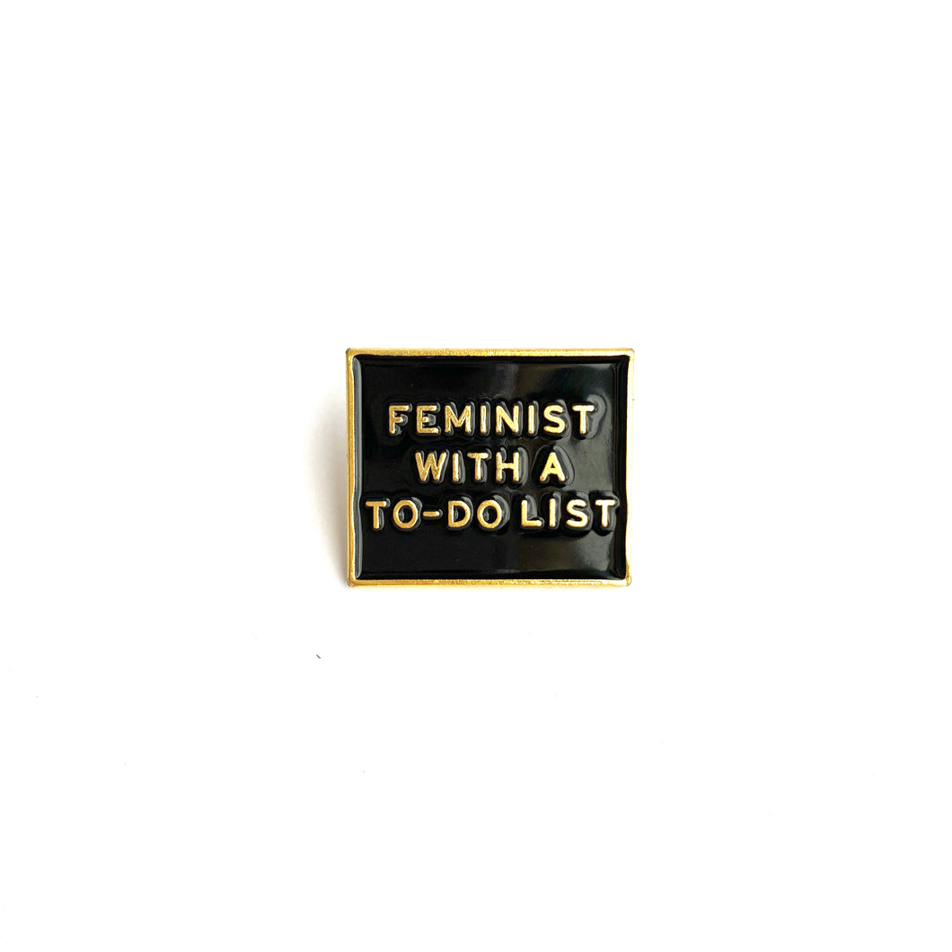 PIN FEMINISTA ZICATELA