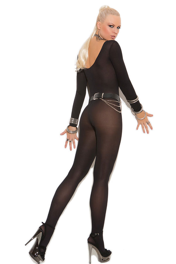 Foxy Babe Bodystocking à manches longues Foxy Babe