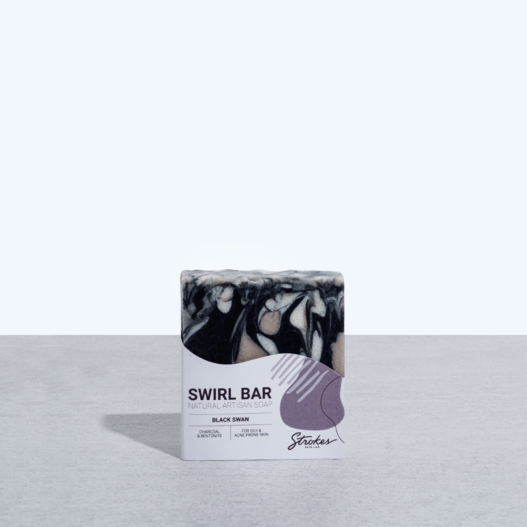 Swirl Bars: Natural Artisan Soaps