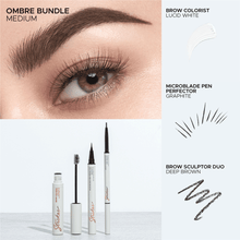 Load image into Gallery viewer, Ombre Brows Bundle