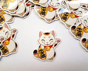 Cute Japanese Critter Sticker Set