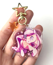 Load image into Gallery viewer, Sagittarius Keyring Charm