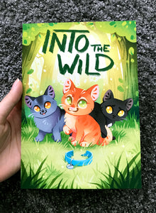 Into the Wild - Warrior Cats - Art Print