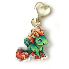 Load image into Gallery viewer, Kirin Keyring