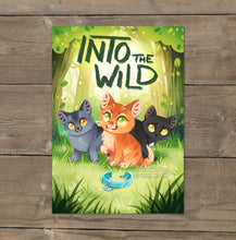 Load image into Gallery viewer, Into the Wild - Warrior Cats - Art Print