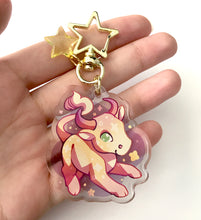 Load image into Gallery viewer, Taurus Charm Keyring