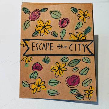 Escape the City Banner Card