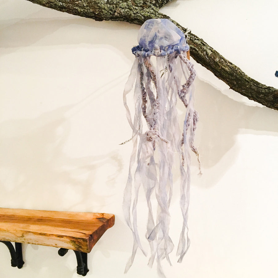 Jellyfish Stop Motion Puppet