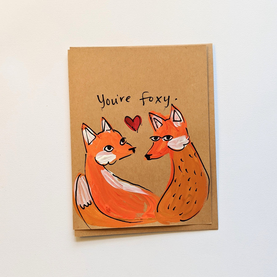 You're Foxy - Fox Valentine