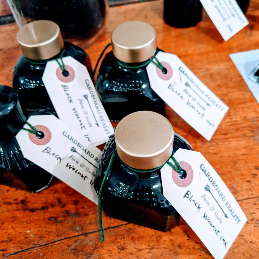 Black Walnut Ink (Large Bottle)