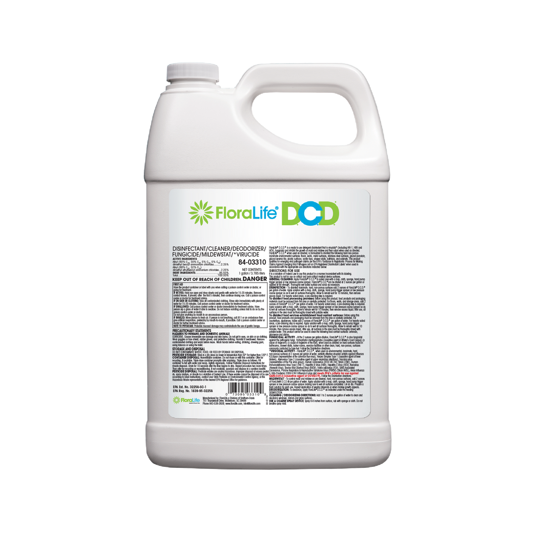 FloraLife® D.C.D.® Cleaner Concentrate