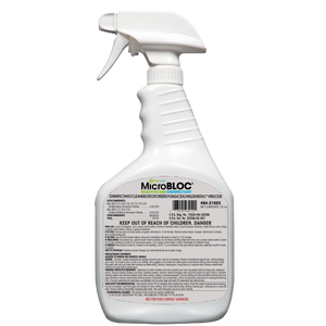 FloraLife® MicroBLOC® Disinfectant Ready-To-Use