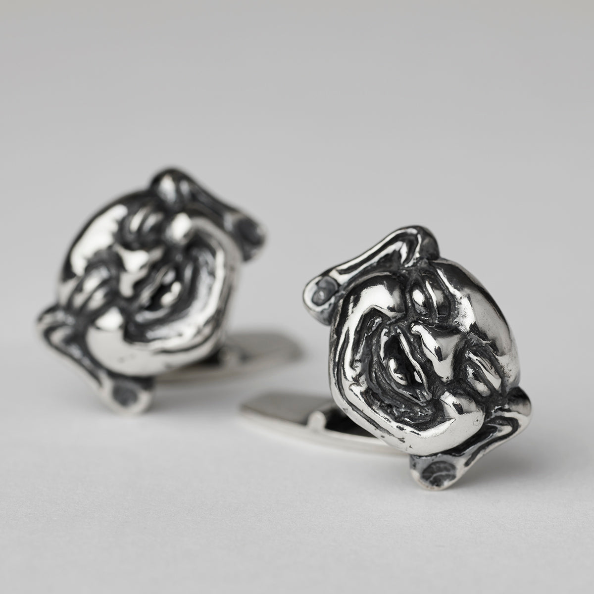 Laughing Buddha Cufflinks