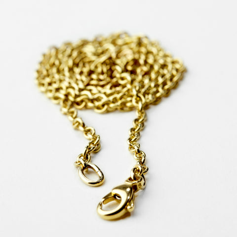 Anchor Gold Chain