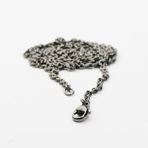 Anchor Silver Chain