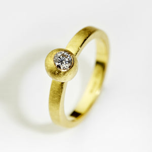 Chameleon Gold Ring